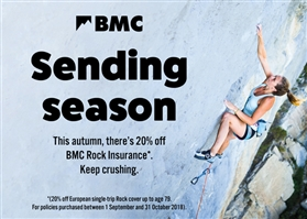 Unlimited flights for £99: book your rock climbing travel insurance now!
