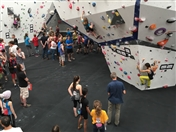Junior British Bouldering Championships 2017 - results