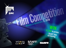Coming soon: BMC TV Women in Adventure Film Competition 2018