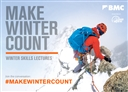 Make winter count: with a BMC skills lecture