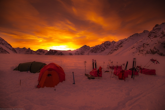 Molly Thompson: how to claim first ascents of Greenland peaks