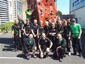 First timers: the Schools Climbing Festival in the North West