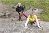 The best crags in Europe for family adventures