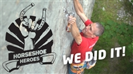 We did it! £16,200 pledged for Horseshoe Heroes