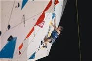 Will Bosi makes Combined finals IFSC Youth World Championships 2017