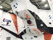 British Lead and Speed Climbing Championships and Paraclimbing Cup results