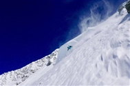 Steep skiing in the Southern Hemisphere with Ben Briggs