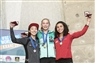 Molly wins GB's first female IFSC Lead medal