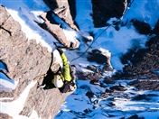 Winter skills films series four: climbing grade III