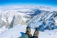 Do I need crampons? Planning your winter walk