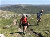 Nicky Spinks becomes the first person to run a double Ramsay Round