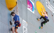 3 gold medals, 1 bronze for GB Paraclimbing Team at Briançon