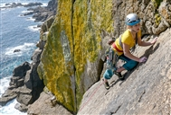 Sea-cliff secrets: discover the new BMC TV series