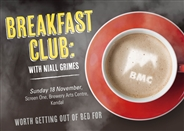 BMC TV Breakfast Club: this time it's scrambled