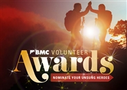 Nominate a volunteer for a 2020 BMC award