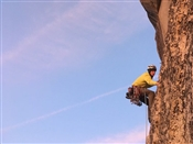 Pete Whittaker's Big Link-Up in Yosemite