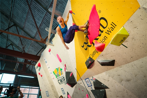 The Rab CWIF 2019 international crusher line up