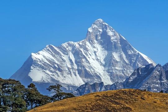 Climbers missing on Nanda Devi East, Garhwal Himalaya