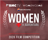 Women in Adventure Film Competition 2020 is launching and you're invited!