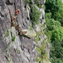 Tremadog Rockfall: Big changes