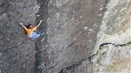 Interview: Steve McClure makes first onsight of Nightmayer E8 6c