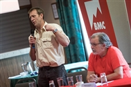 Andy Syme elected BMC Deputy President
