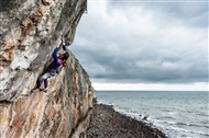 Emma Twyford becomes first British woman to break 9a barrier