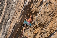Emma Twyford ticks Fish Eye 8c and begins project 9a+