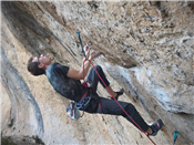 Will Bosi becomes second Brit to climb 9b