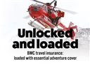 BMC travel insurance: unlocked and loaded for Europe