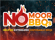 No Moor BBQs: Help us extinguish disposable BBQs