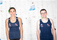 Molly Thompson-Smith and Will Bosi take on the final chance for Olympic Qualification