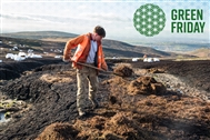 Help turn our Black moors Green this Friday