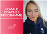 Climbing coach Leah Crane named on UK Sport's coach leadership programme