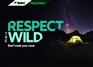 Respect the Wild: don't trash your room