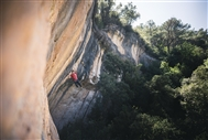 Will Bosi suggests 9b+ for his first ascent of King Capella