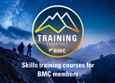 Training Essentials: skills training courses for BMC club members