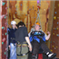 Climbing taster day for disabled people