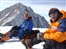 Christian Stangl completes the Triple Seven Summits