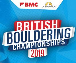 British Bouldering Champs