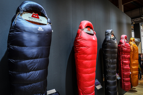 Mountain Equipment sleeping bags