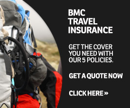 BMC Insurance walking