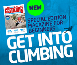Get into Climbing newsletter