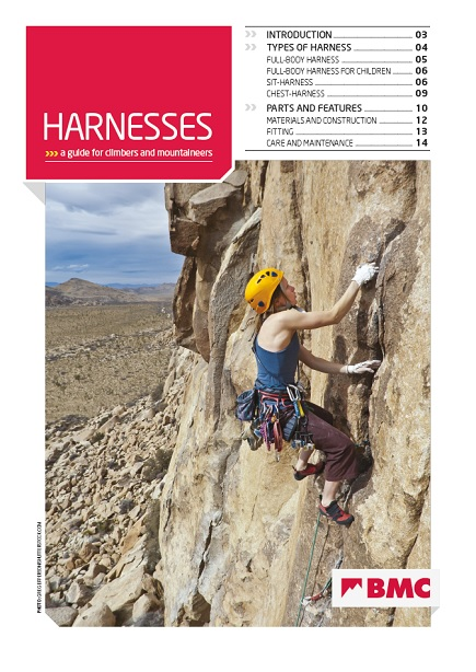 Harness guide cover