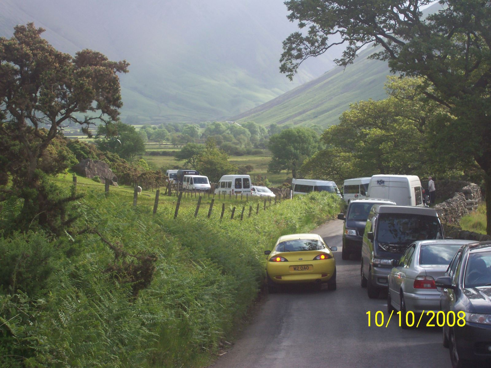 Three Peaks Challenge Controlling The Chaos In Wasdale