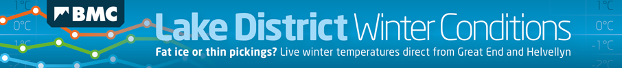 Lake District Winter Conditions Monitoring
